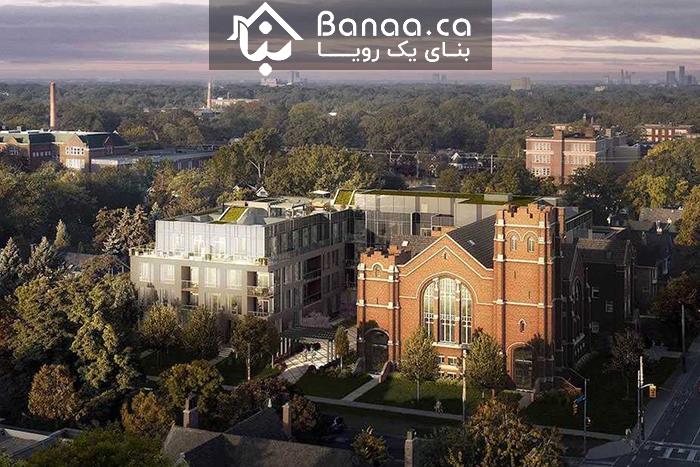 Photo of یک کلیسای دیگر کاندو میشود؛ چقدر آقای همینگوی دربارهی شهر تورنتو حق داشت؟
