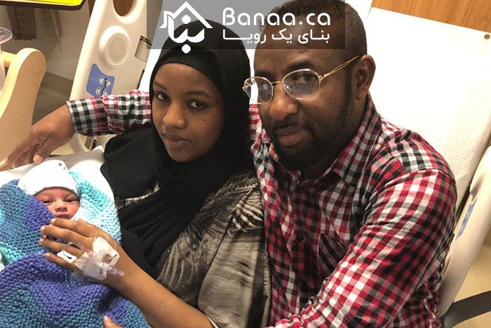 Photo of ۲۰۲۰؛ نخستین کودک کانادائی در سال جدید در تورنتو به دنیا آمد