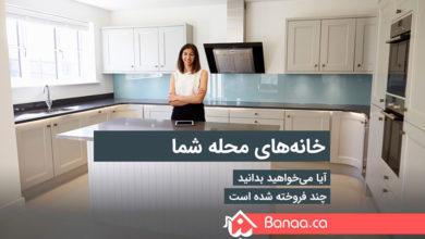 Photo of آیا میخواهید بدانید خانههای محله شما چند فروخته شده است؟