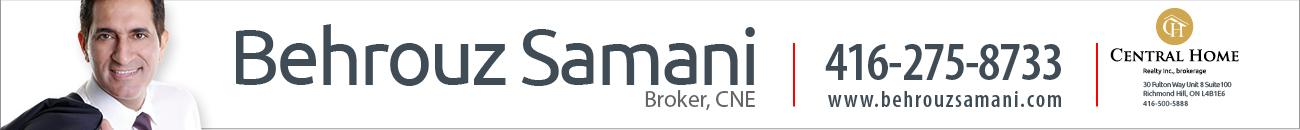 Behrouz Samani