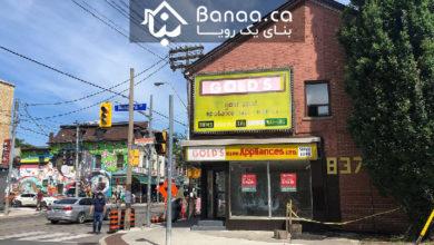 Photo of مغازه مشهور تورنتو پس از ۷ سال که خالی افتاده بود کاندو میشود