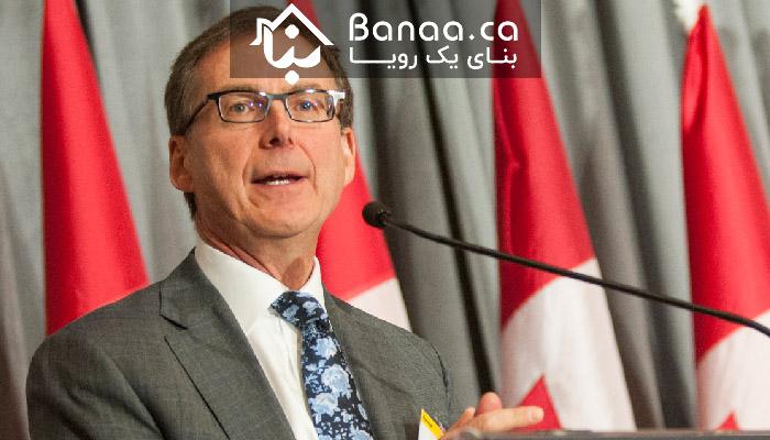 بانک مرکزی کانادا امروز نرخ بهره را ۲۵ صدم درصد نگهداشت