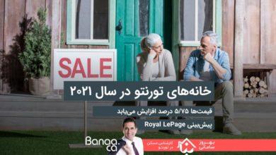 Photo of قیمت خانهها در تورنتو سال آینده ۵/۷۵ درصد افزایش مییابد؛ پیشبینی Royal LePage