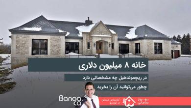 Photo of خانه ۸ میلیون دلاری در ریچموندهیل چه مشخصاتی دارد چطور میتوانید آن را بخرید